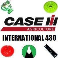 Запчастини на прес підбирач Case IH International 430