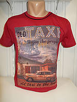 Футболка мужская Lakerbery TAXI юниор 002\ купить футболку оптом