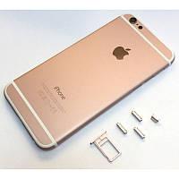 Крышка задняя iPhone 6  (4,7'') Rose Gold