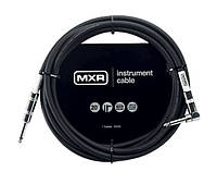 Кабель инструментальный DUNLOP DCIS20R MXR STANDARD INSTRUMENT CABLE 20ft (Straight/Right)