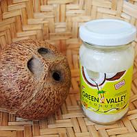 Масло из кокоса 200 мл в стеклянной банке кокосовое масло