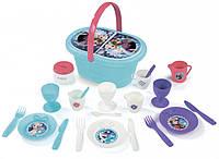 Набор для пикника Frozen Smoby в корзинке (310556), фото 1