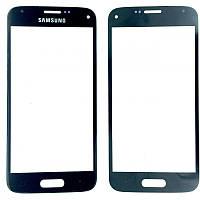 Стекло дисплея Samsung Galaxy S5 Mini G800F Black (для переклейки)