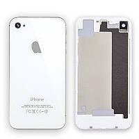 Крышка задняя iPhone 4S White