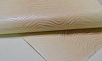 Обои, под зебру, зебра, золотой, золотистый, акрил на бумажной основе, B76,4 Соната2 4018-01,0,53*10м