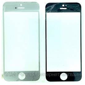 Стекло iPhone 5 белое