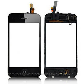 Тачскрин iPhone 3G + frame Black orig 100%
