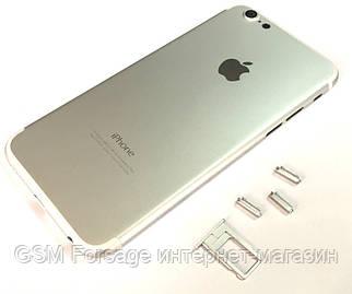 Крышка задняя iPhone 6  (4,7'') подобно 7 Gray