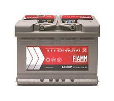 Акумуляторы FIAMM TITANIUM PRO
