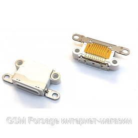 Разъем зарядки iPhone 5 white