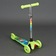 Самокат детский трехколесный Mini 779-15 Пеппа ***