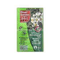 """""""Конфидор Макси"""" Bayer Garden 1 г средство для защиты картофеля и растений от колорадского жука и вредителей"""