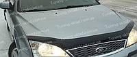 Дефлектор Форд Мондео 3 (мухобойка на капот Ford Mondeo 3)
