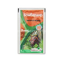 """""""Бомбардир"""" 1 г средство для защиты картофеля, томатов, огурцов и деревьев от вредителей"""