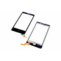 Тачскрин Nokia X  Dual Sim  Android Black