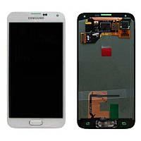 Дисплей Samsung Galaxy S5 G900H Original comlete   White 100%