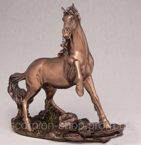 Статуэтка Конь (22 см) Veronese Италия 74486A4