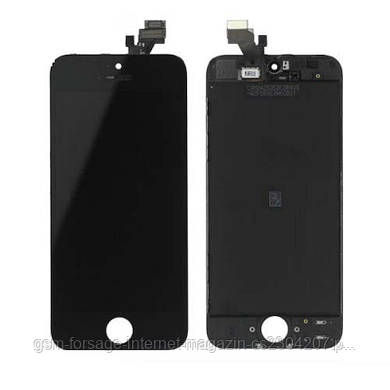Дисплей iPhone 5   black Original 100%