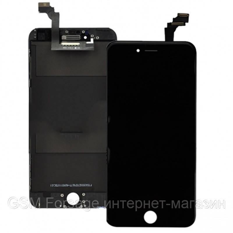 """Дисплей iPhone 6   (4,7"""")  black Original 100% - ТК """"GSM-Forsage"""" в Черновцах"""