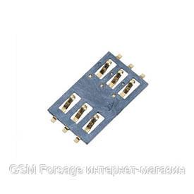 Сим коннектор для Iphone 3G