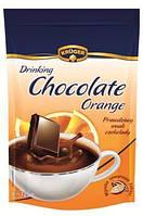 Растворимый гарячий шоколад KRUGER 125 гр со вкусом апельсина