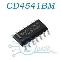 CD4541BM (CD4541), логический программируемый таймер, SOP-14
