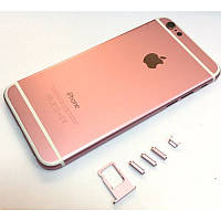 Крышка задняя iPhone 6  (4,7'') Pink