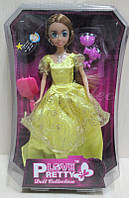 Кукла типа Барби, в коробке 22.5*6*34см
