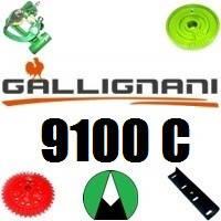 Запчасти на пресс подборщик Gallignani 9100 C