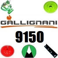 Запчасти на пресс подборщик Gallignani 9150