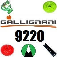 Запчастини на прес підбирач Gallignani 9220
