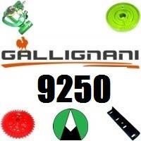 Запчасти на пресс подборщик Gallignani 9250