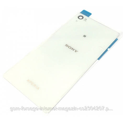 Задняя часть корпуса Sony Xperia Z2 D6502  White