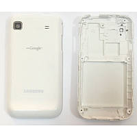 Задняя часть корпуса Samsung Galaxy S GT-I9000 White orig