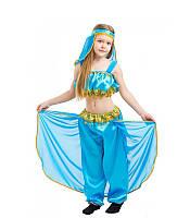Детский карнавальный костюм принцессы Жасмин, восточной красавицы. от 4 до 8 лет