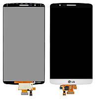Дисплей LG Optimus G3 D855 \ D858 \ D859  complete White
