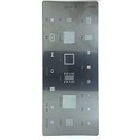 Трафарет (Шаблон) Iphone 5s