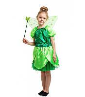 Детский маскарадный костюм феи Динь-Динь от 4 до 8 лет