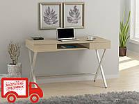 Стол письменный в стиле Лофт для ноутбука