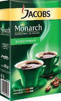 Кофе молотый Jacobs Монарх класичний, 250гр