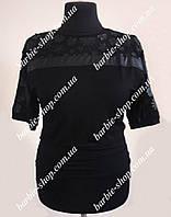 Очень красивая женская футболка Батал 0285