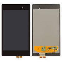 Дисплей Asus Google Nexus 7 complete  (ME571K)  (2013) (K008)