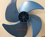 Вентилятор (крыльчатка) наружного блока для кондиционера диаметр 430мм, фото 2