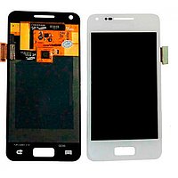 Дисплей Samsung Galaxy S Advance GT-I9070 with touch  White Original