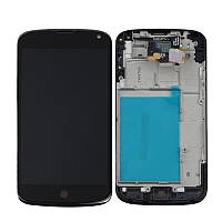 Дисплей LG E960 Nexus 4 complete with touch and frame Original