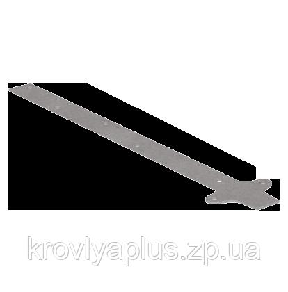 RАINWAY УДЛИНИТЕЛЬ КРОНШТЕЙНА ЖЕЛОБА (прямой), фото 2