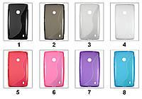 S-line чехол для Nokia Lumia 520