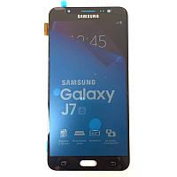 Дисплей Samsung Galaxy J7 2016 SM-J710F Original complete with touch Black
