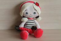 Кукла Анет маленькая, мягкая игрушка тм Левеня