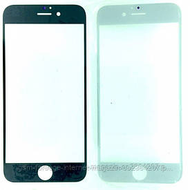 Стекло дисплея iPhone 7  4,7 White (для переклейки)